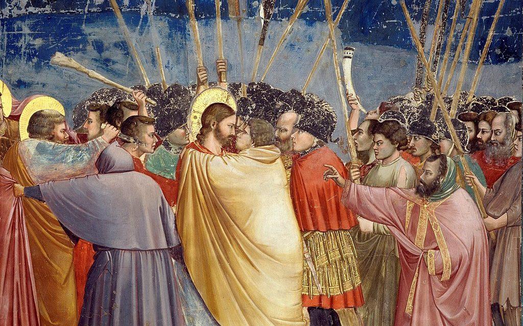 And Judas…